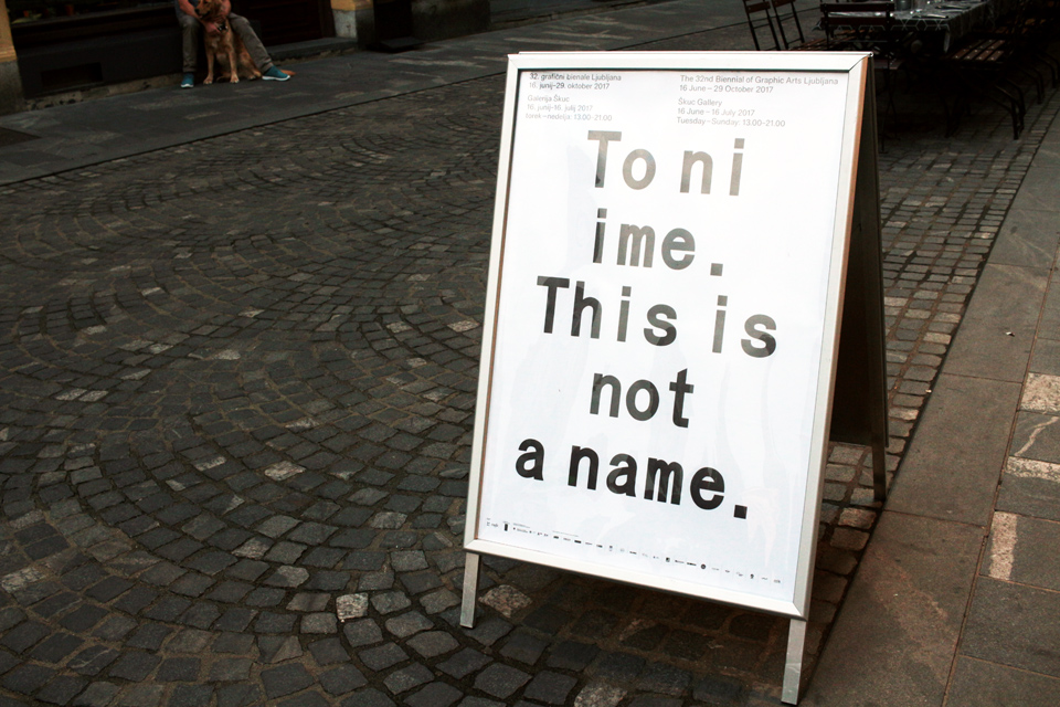 This is not a name sign