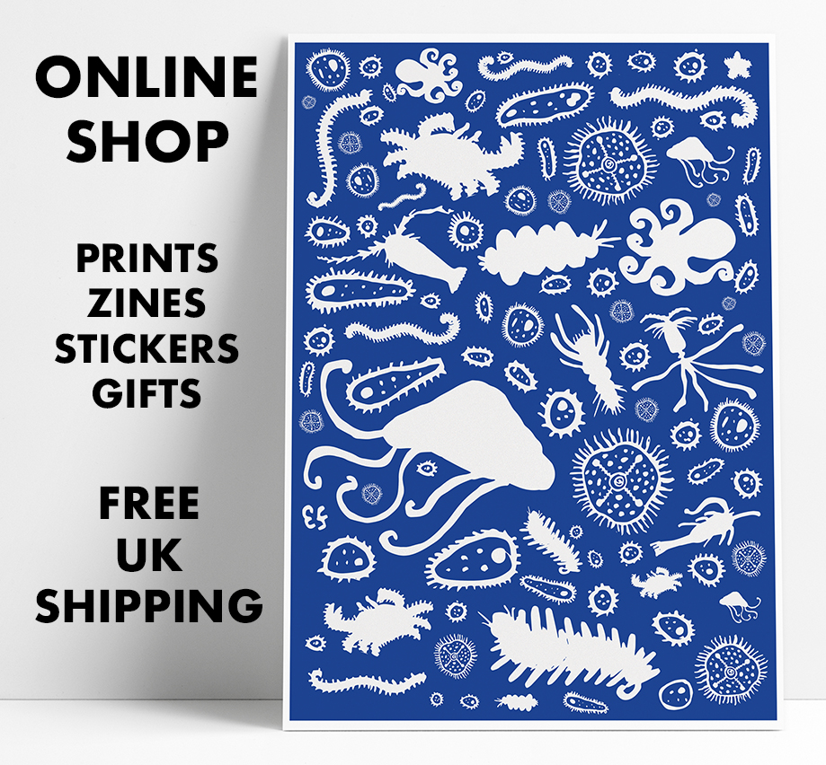 Online Shop banner ad