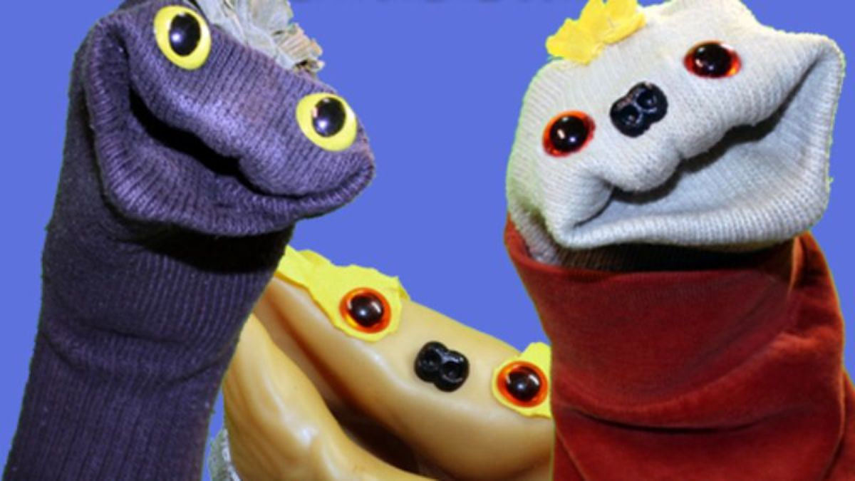 sifl and olly puppets