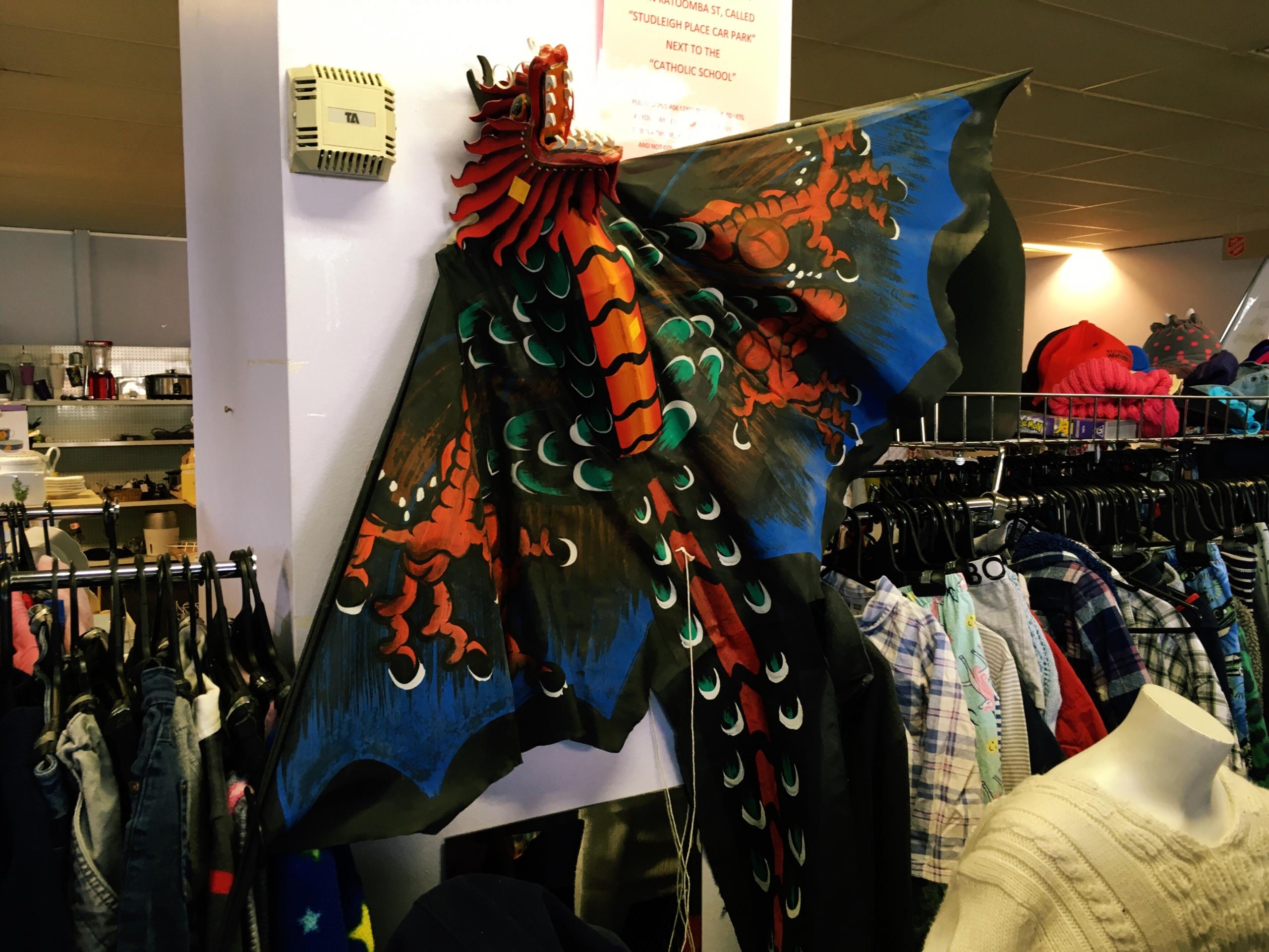 handmade kite